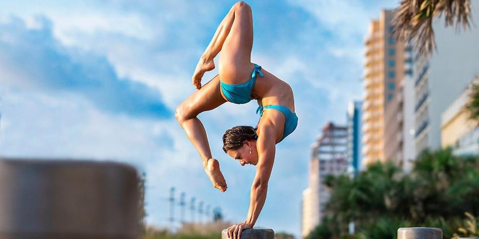 Shelly Flex Workshops ( splits, handstands, and backbends ! )