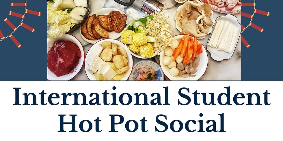 February Hot Pot Dinner