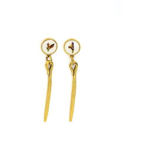 Harvest Dagger Earrings