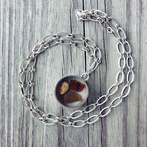 Round Rock Necklace