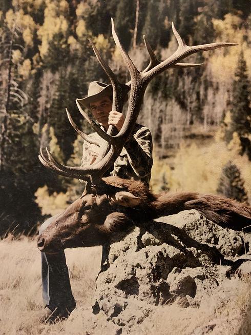 Lobo Outfitters, Elk Hunt