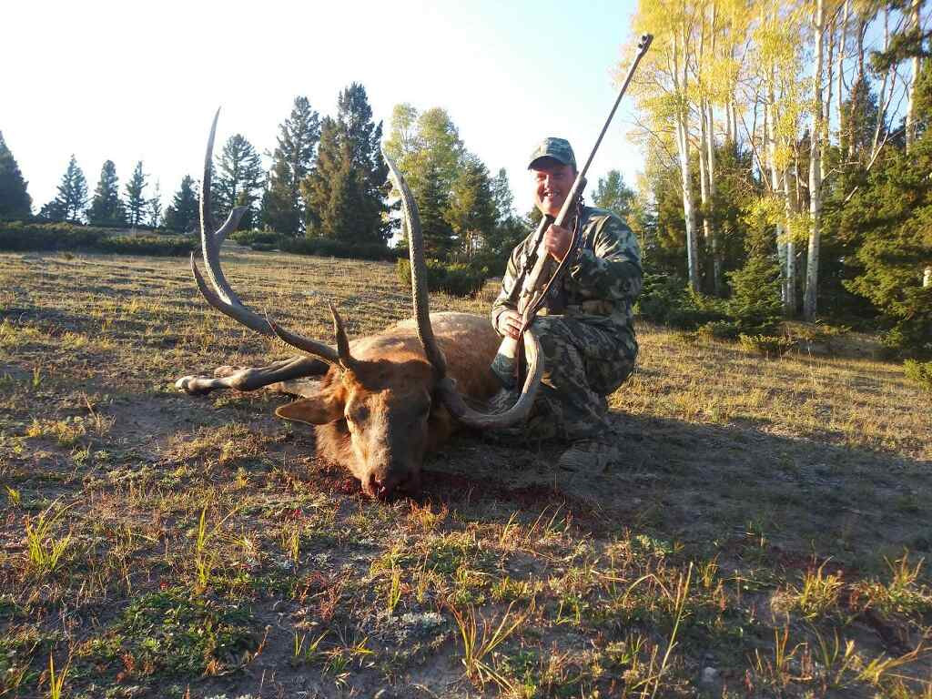 Lobo Outfitters, Elk Hunting New Mexico