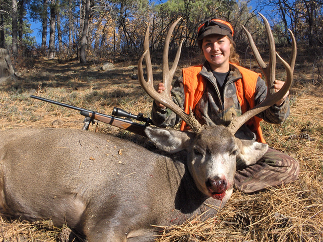Lobo Outfitters, Mule Deer Colorado