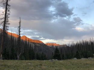 Lobo Outfitters, Packtrip Mountains