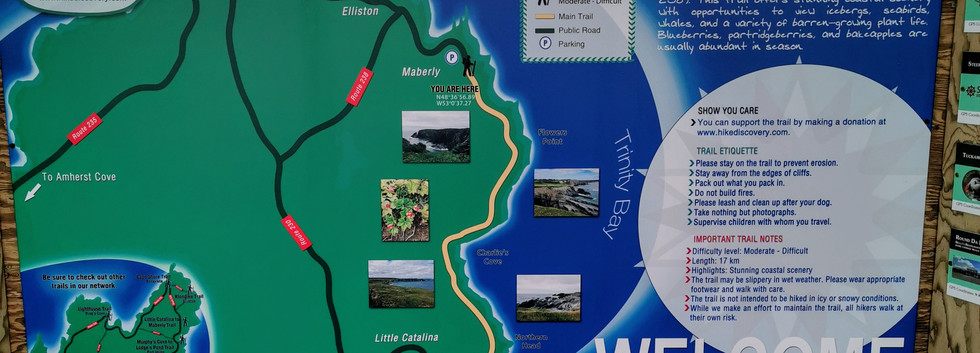 Little Catalina/Maberly Trail