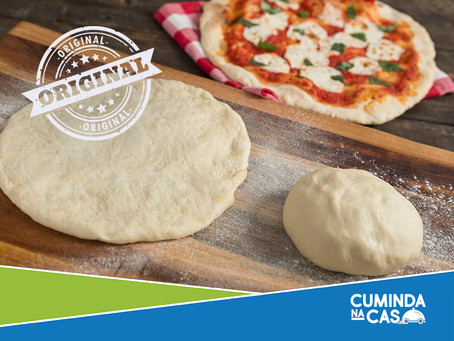 Mastering the art of perfect pizza dough