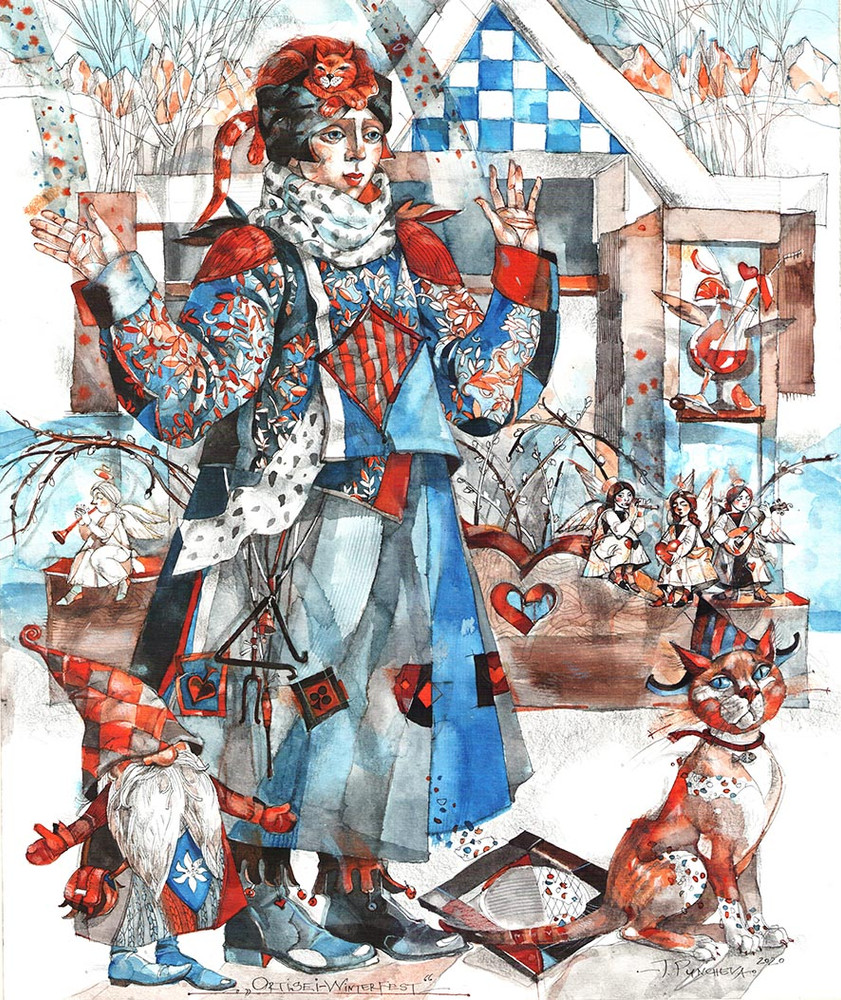 Ortisei-Winter Fest