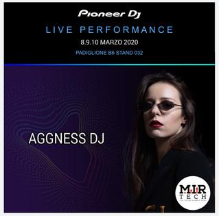 DJ SET @ Pioneer DJ / MIR Tech 2020, Rimini