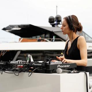 DJ SET - @ Ferretti Group, Monte Carlo
