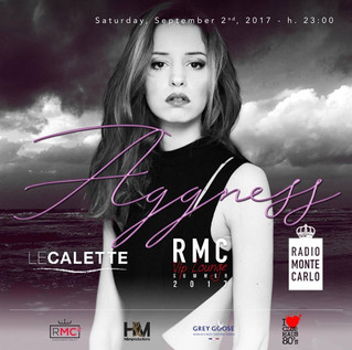 DJ set @ Le Calette Club - Radio Monte Carlo Summer Tour 2017