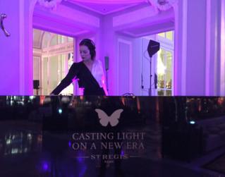 DJ set @ St. Regis Rome #CastingLightFromaNewEra