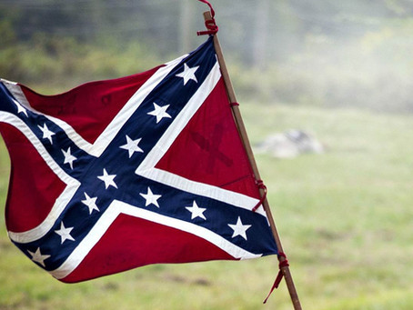Why the Confederate Flag Still Flies