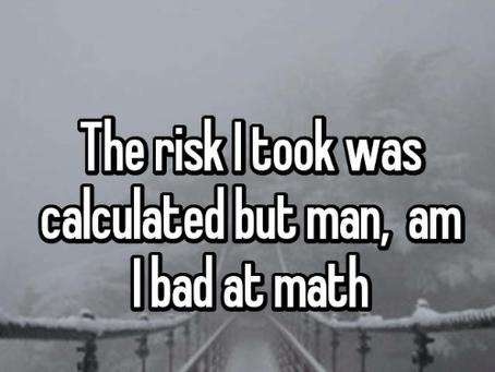 COVID-19: Bad Math = Bad Morality