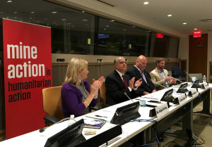 Prosthetist Speaks to United Nations, Highlighting Value and Potential of 3-D Printing Technology in