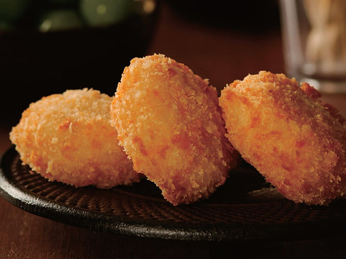 Crumbed Scallops Roe Off 1kg