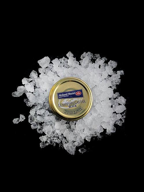 Black Lumpfish Caviar 50gm