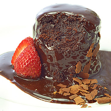 Self Saucing Dark Chocolate Puddings (12 Pack)
