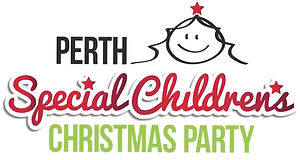 perth special childrens christmas party logo