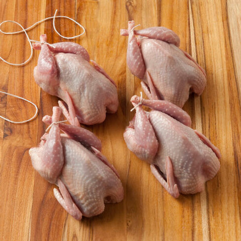 Quail Whole Large 200gm (6 pack)
