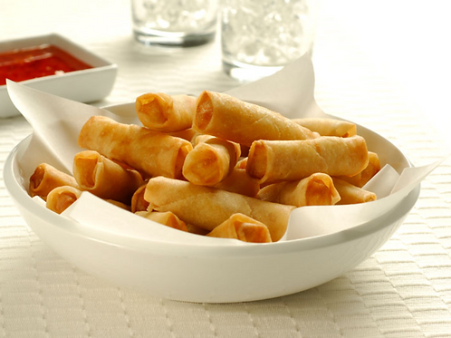 Vegetable Spring Rolls Ovenable (40 Pack)