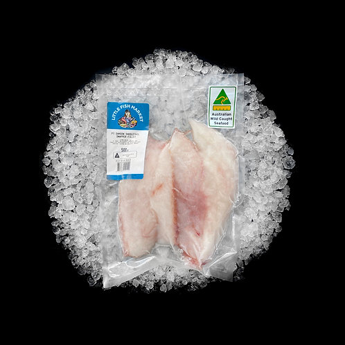 WA Saddletail Snapper Fillets 500gm
