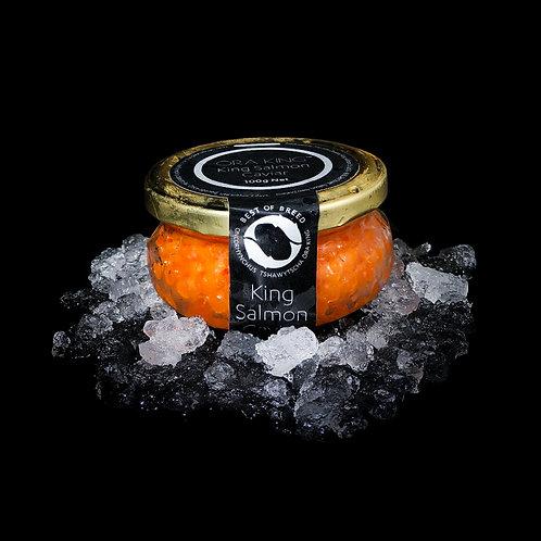 Ora King Salmon Caviar 100gm