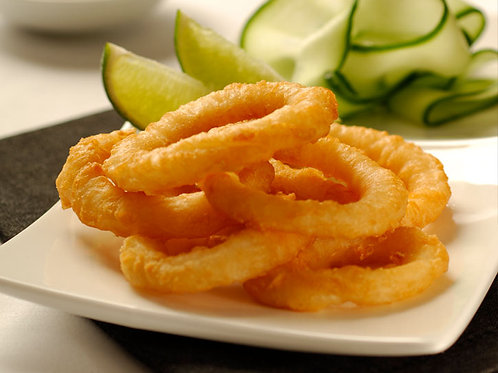 Tempura Squid Rings 1kg