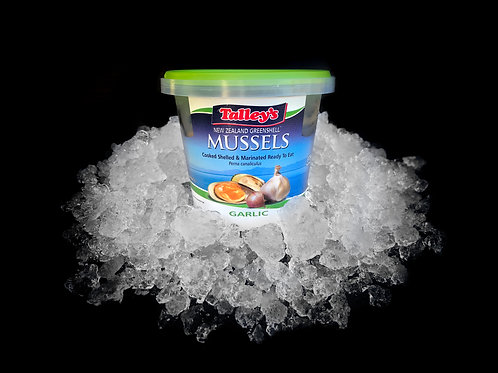 Marinated Mussels (Garlic) 375gm