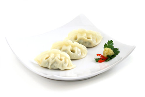 Dumplings - Chicken & Mushroom (50 Pack)