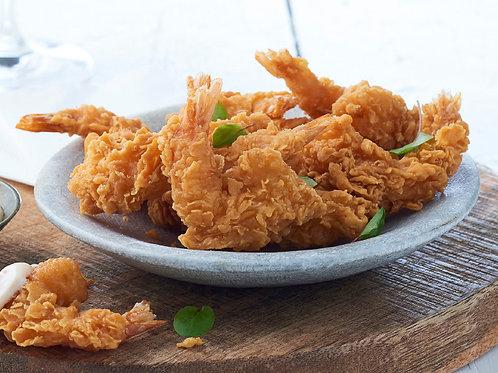 Spicy Prawns - Double Crunch 1kg
