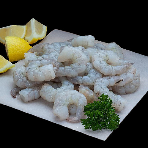 Vannamei Prawn Meat (Tail Off) 1kg