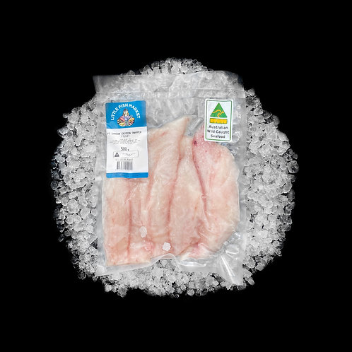 WA Crimson Snapper Fillets 500gm