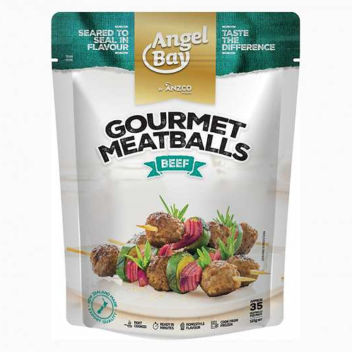 Meatballs Gourmet Beef (67 Pack)