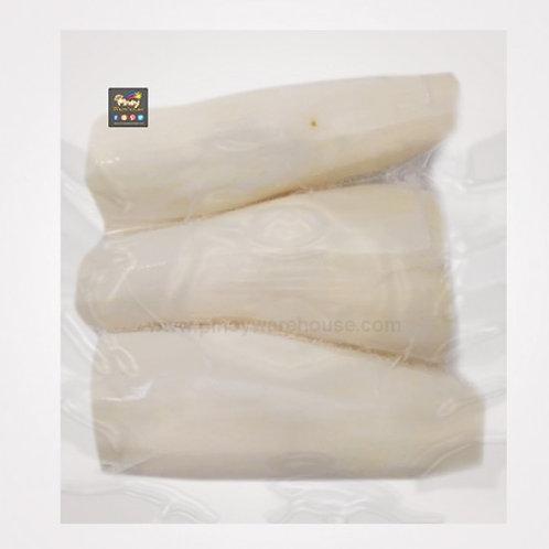 Frozen Cassava Chunks 1kg