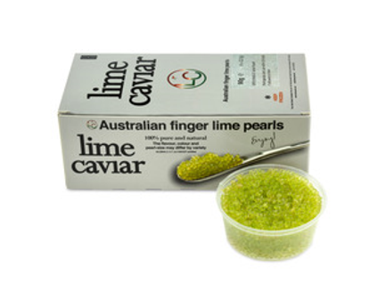 Green Finger Lime Caviar (4 Pack)