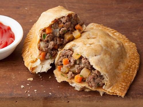 Beef & Vegetable Pasties (20 Per Carton)