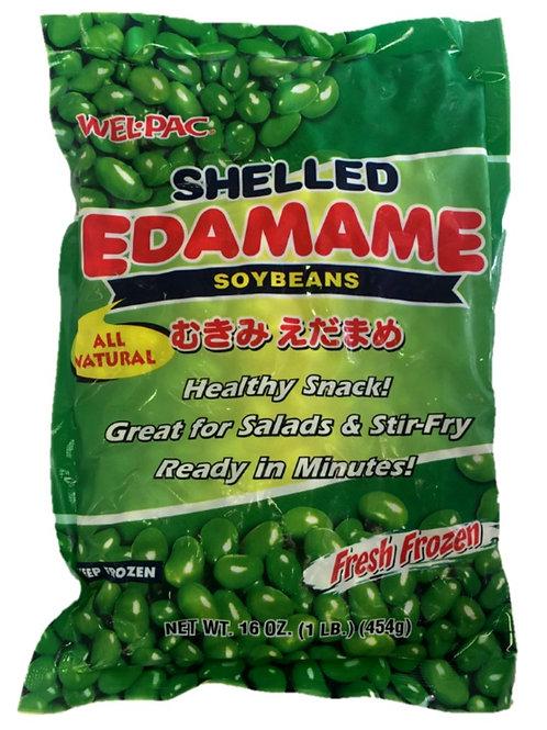 Frozen Edamame Beans 454gm