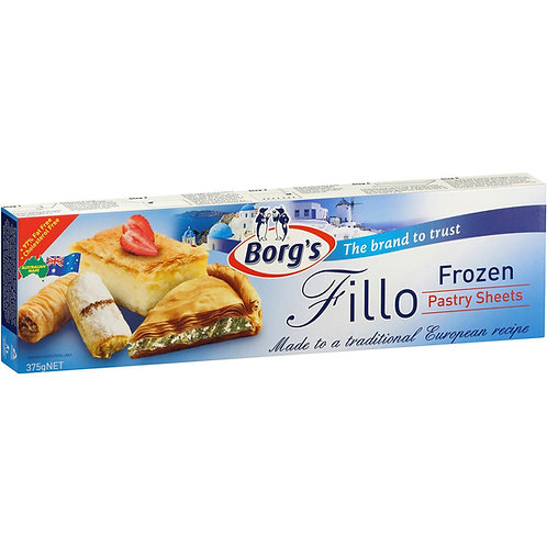 Fillo Pastry 375gm
