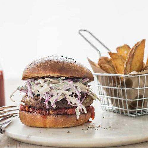 Angus Beef Burgers 150gm (18 Pack)