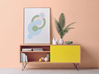 Cabinet conçu