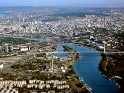 Belgrade Day View