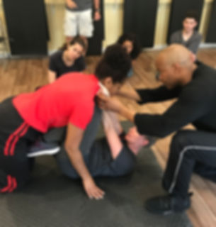 Women' Self Defense Classes