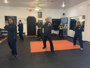 Adult Martial Arts