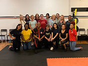 Womens Self Defense Group Picture.JPG