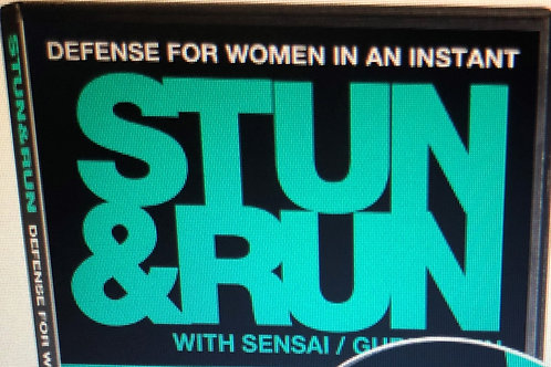 Stun and Run Defense for Women Volume 1 Complete Video Download