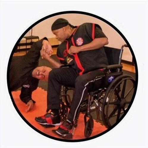 Wheelchair & Walking Cane
