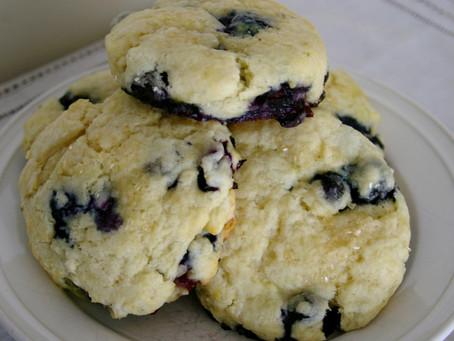 Beurre Bake-Along #1: Classic Cream Scones