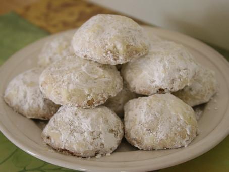 Bake-Along #29: Snowball Cookies