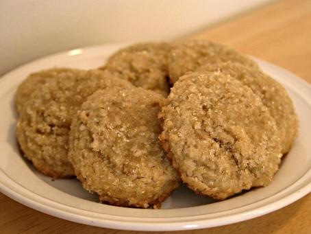 Bake-Along #11: Oatmeal Cookies