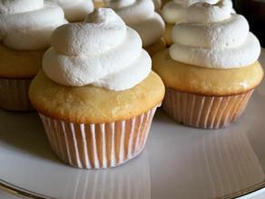 Bake-Along #42: Rum Cake Cupcakes